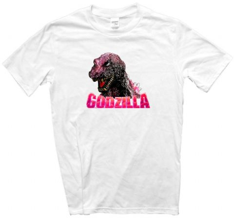 Godzilla Custom T Shirt Adult and Kids Sizes